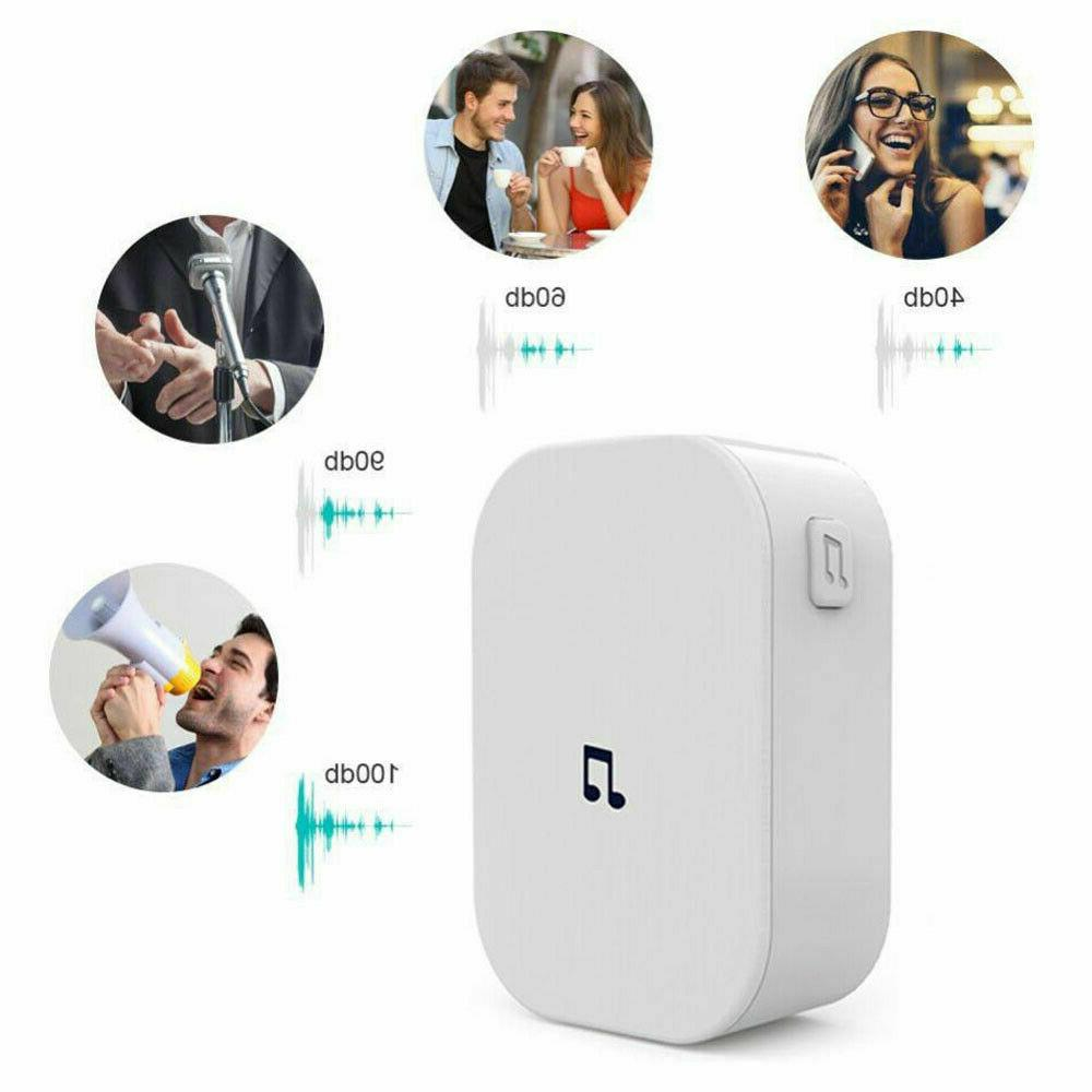 Wireless Video Smart Phone Door Security Camera