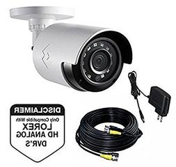 LOREX LBV-2531 1080p HD Bullet Security Camera Brand New Fre
