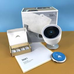 Nest Labs NC4100US Mighty Smart IQ Outdoor Security Camera -
