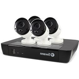 Swann 5MP 8 Channel NVR Security System with 4 Cameras | 2TB