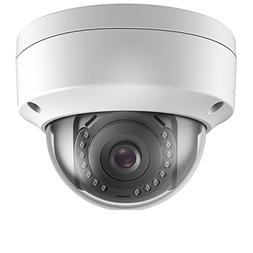 Real HD Onvif 4MP Outdoor/Indoor PoE IP Dome Camera, 2.8mm L
