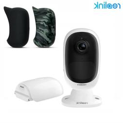 Outdoor 1080P Wireless Security WiFi IP Camera Battery Power