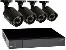 Q-See 8-Channel 4-Camera 1080p Security System with 1TB HDD