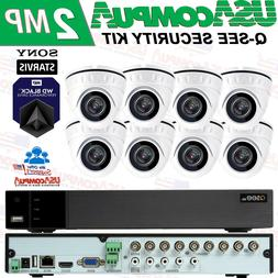 q see security camera system 8 ch