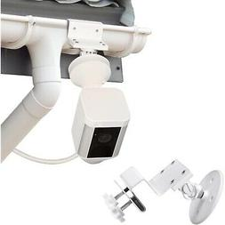 Ring Spotlight Cam Battery & Wired Gutter Mount Universal Ad