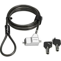 Rocbolt W17 Security Cable with Key Lock and 2 Keys For Dell