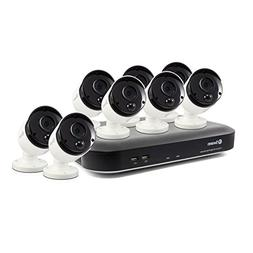 Swann SWDVK-849808 Super HD 5MP Security System, 8 Channel 2