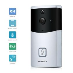 Two-Way Talk And Video WIFI Doorbell With 720P HD Security C