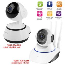 US HD Wireless IP Security Camera Indoor CCTV Home Smart WIF