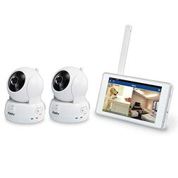 VTech VC9312-245 Wi-Fi IP Camera with 720p HD, Remote Pan &