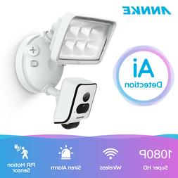 ANNKE WIFI HD 1080P IP Floodlight Security Camera In/ Outdoo