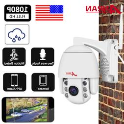 wifi home security camera system outdoor 2way