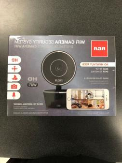 RCA WiFi Video Camera Home Security System with Motion Detec