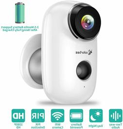 wifi outdoor wireless security camera system