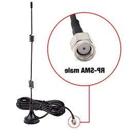 wireless security antenna extension