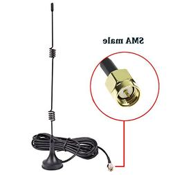 HD Wireless Security Camera Video Antenna Extension with Mag